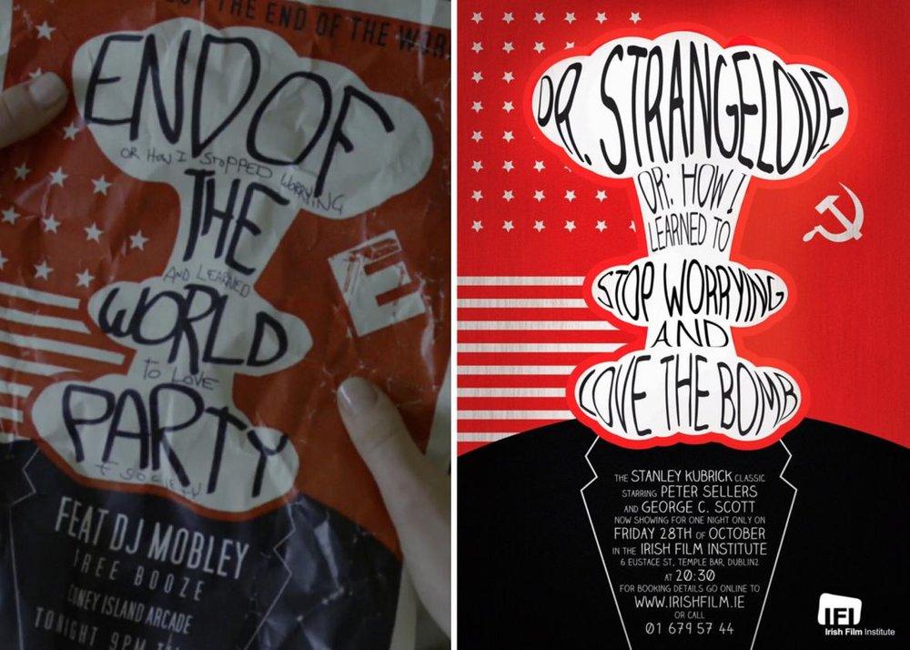 Dr Strangelove End of the World Party Flier.jpg