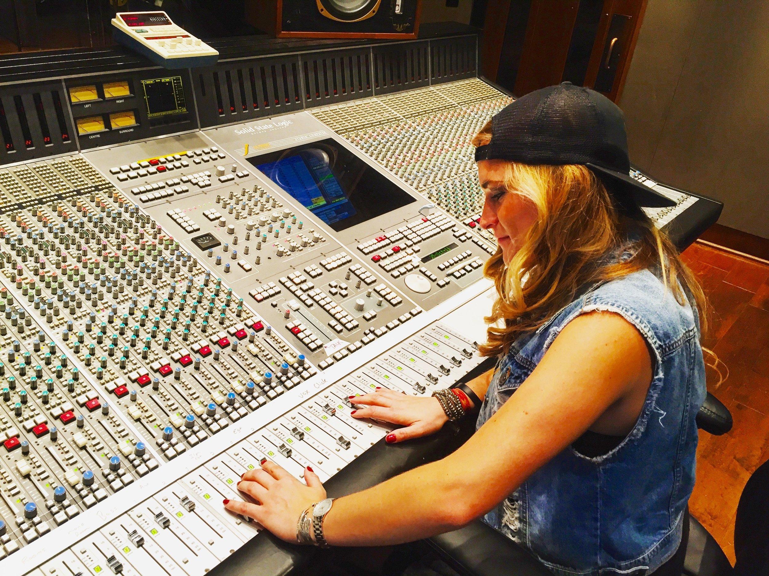 @ The Studio in Nashville