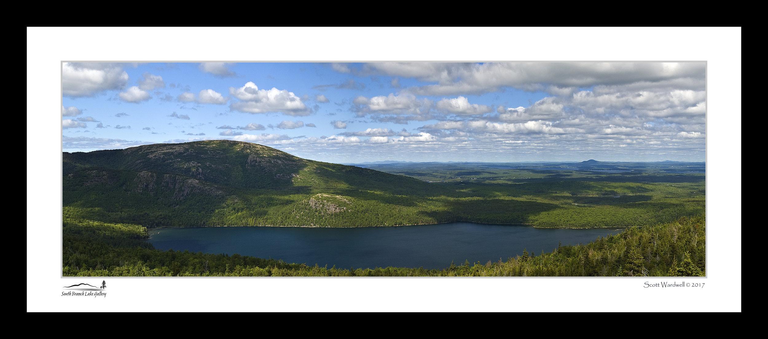 Eagle Lake - Acadia National Park