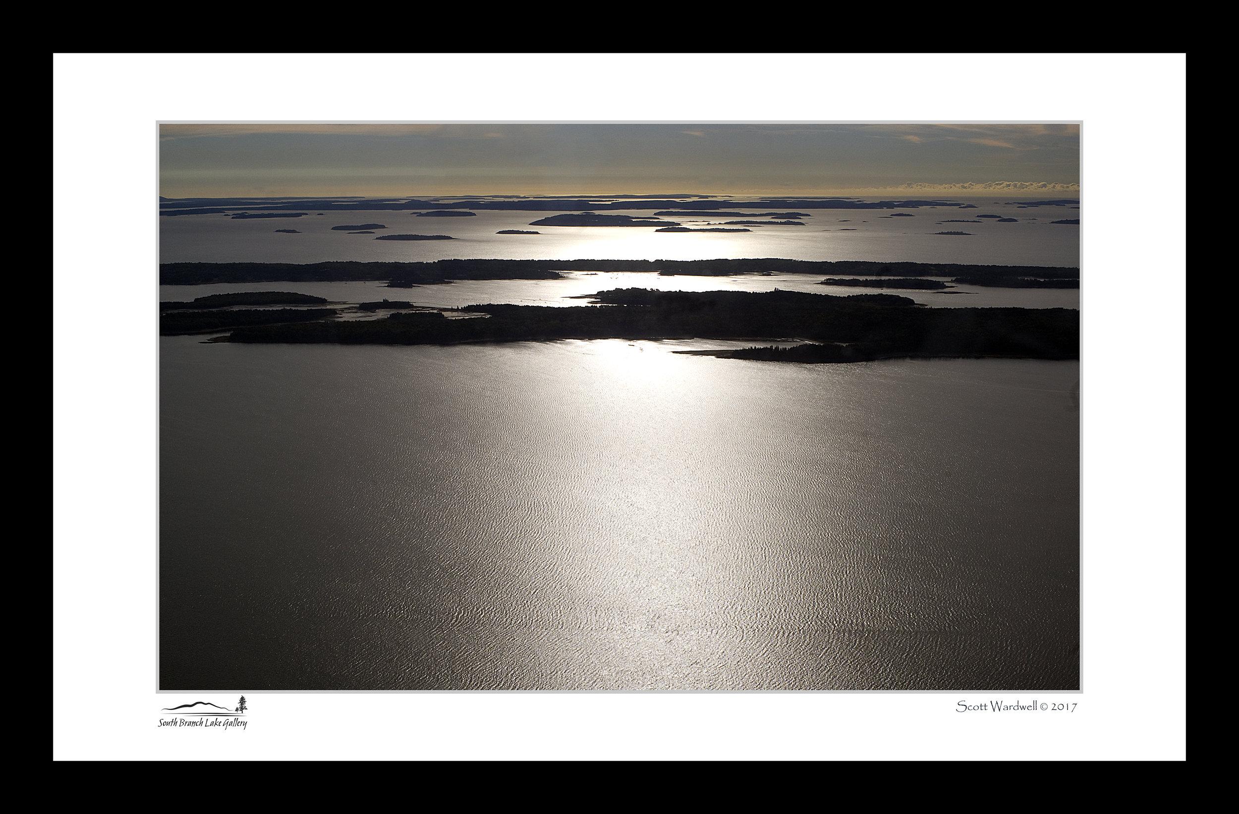 East Over Penobscot Bay