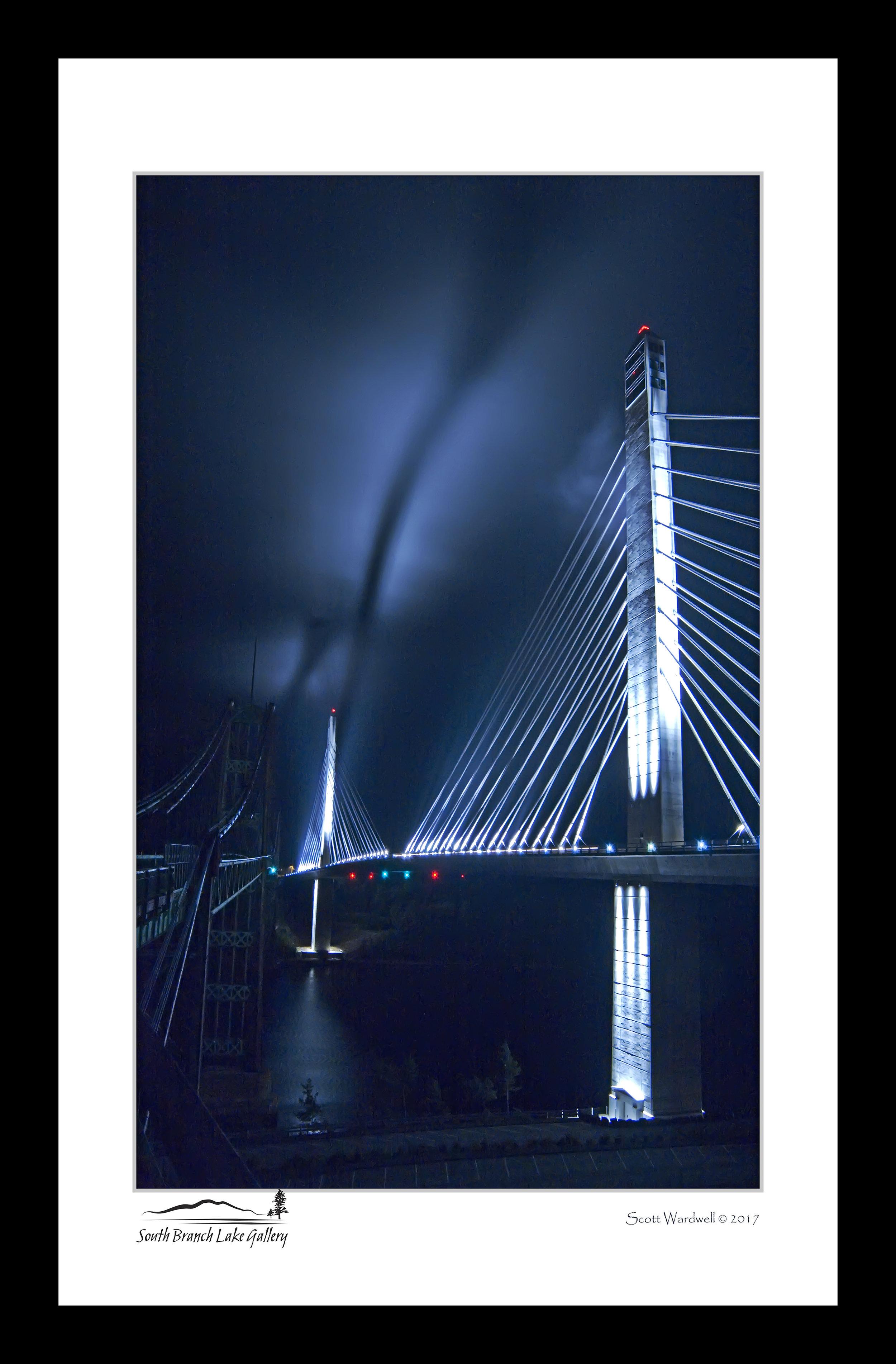 Penobscot Narrows & Waldo-Hancock Bridges