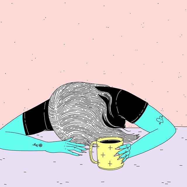 S.O.S. it's a Monday ☕️💀