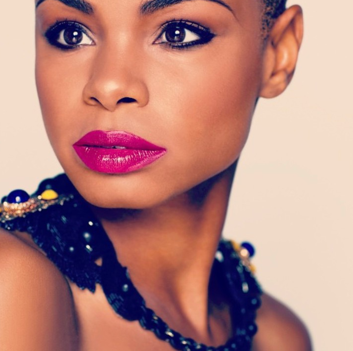 Campaign for SHEEQ Cosmetics founded by Beauty Expert, Melissa Hibbert.