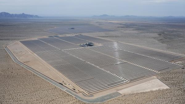 Blythe Solar Field