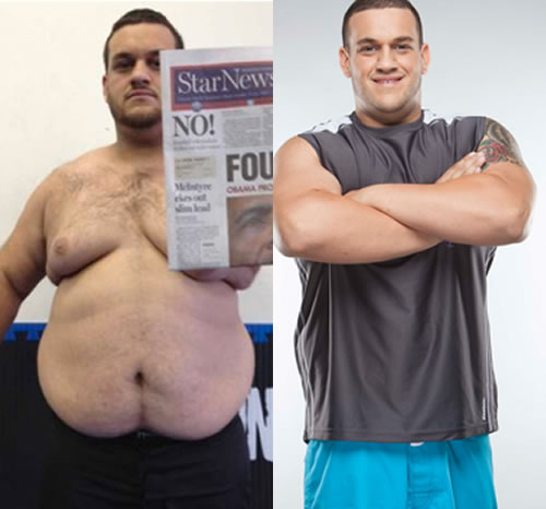 "David Calhoun - ""My belief gmaining up was that not eating was the way to lose weight. I would start a diet with very little to eat only to set myself up for a binge. This was my life cycle until I was put on a Max Muscle Nutrition Meal Plan. The plan has changed my old way of thinking in fact I eat more and have received life changing benefits and results. I now know that I need to fuel my body with the right combination of carbohydrates, protein and fats daily for my body to produce results. Before starting the plan I was having stomach problems where my intestines were twisting and knotting up due to the binging. Since I have been on the plan I no longer have the stomach problems and my doctor said I had added years to my life."""