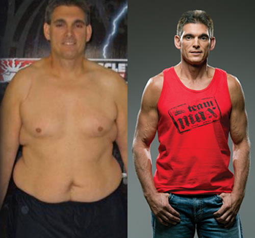 "Don Dona - ""It has been such an honor representing Max Muscle as the 2011 MaxForm Life Challenge Champion. That experience has brought me a life-changing attitude towards health and fitness. If you are picking up a Max Sports & Fitness magazine for the first time and you are trying to decide if Max Muscle is the tool you want to choose to change your life, I can tell you from first-hand experience this is the way to go."""