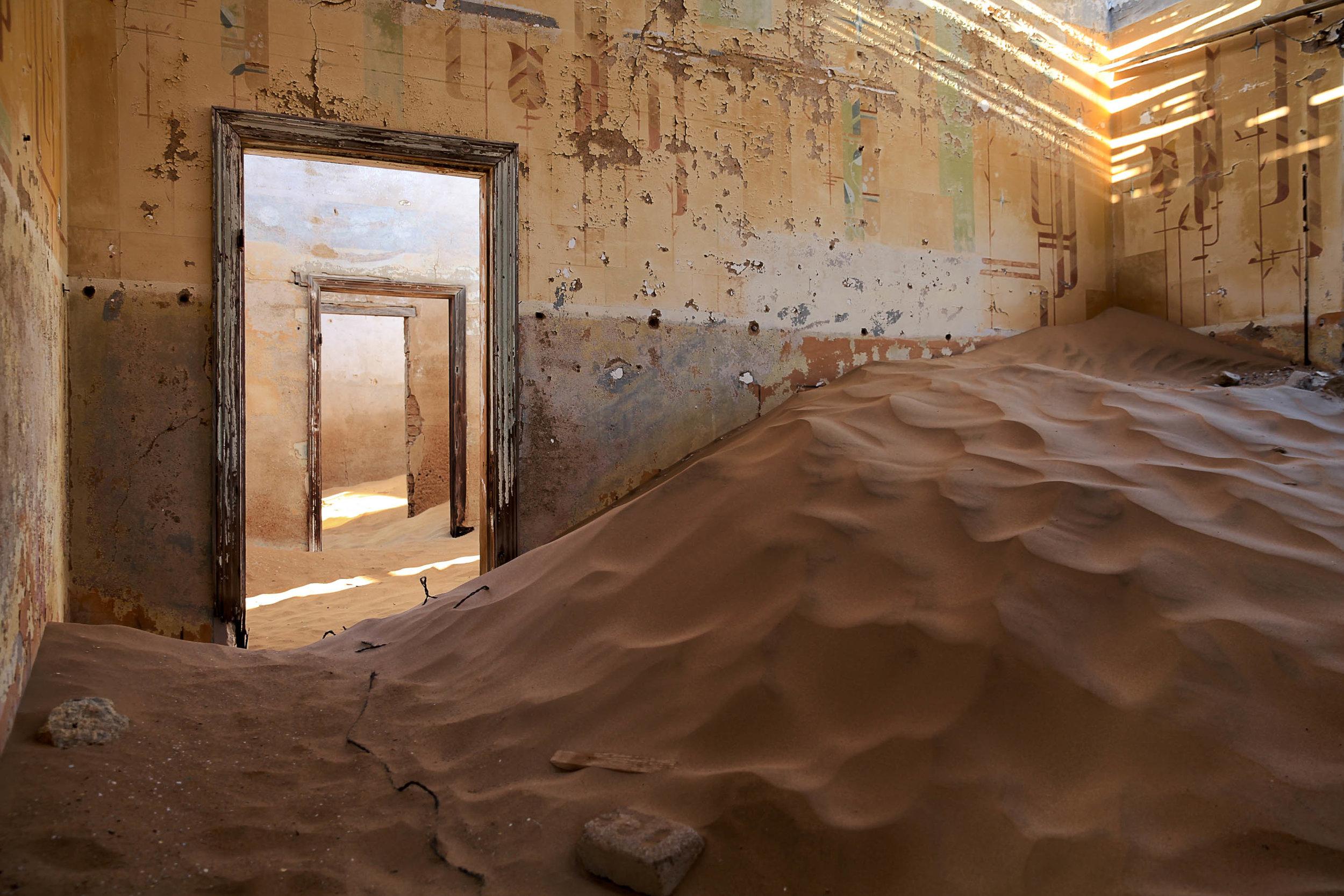 Kolmanskop /Namibia