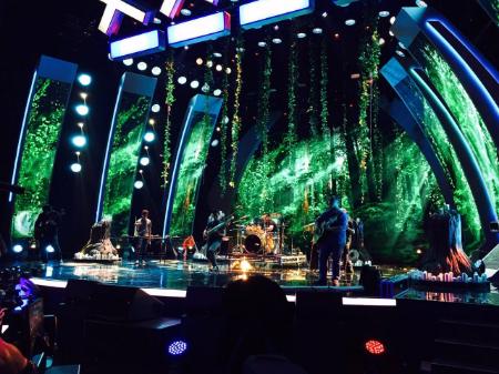 Sada Borneo on Asia's Got Talent