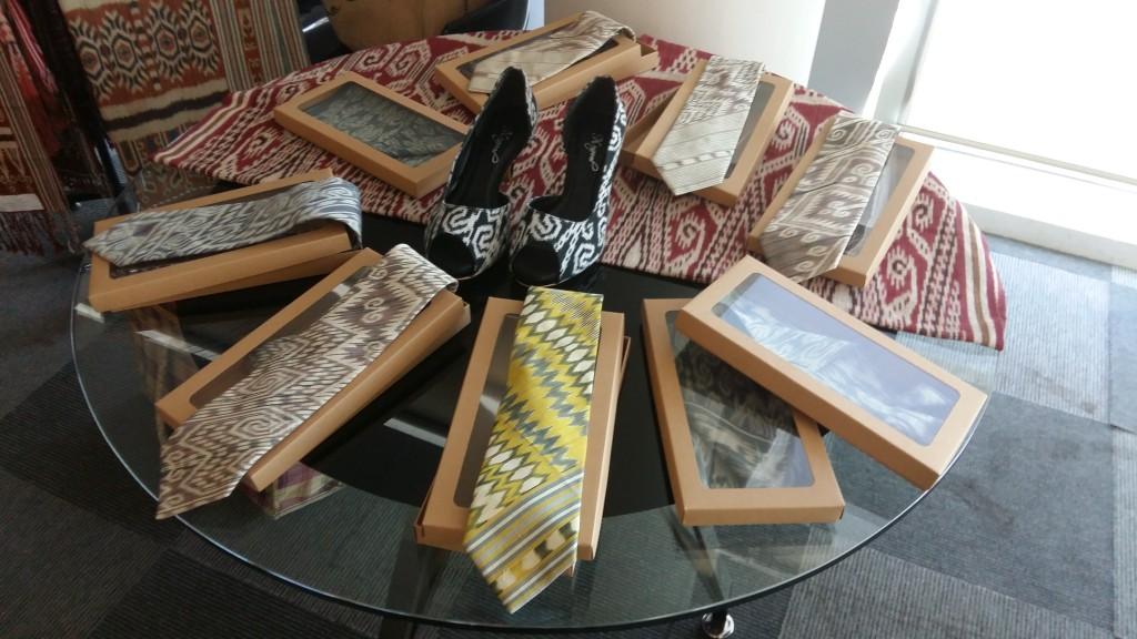 Textile Tales of Pua Kumbu Exhibition at University of Malaya