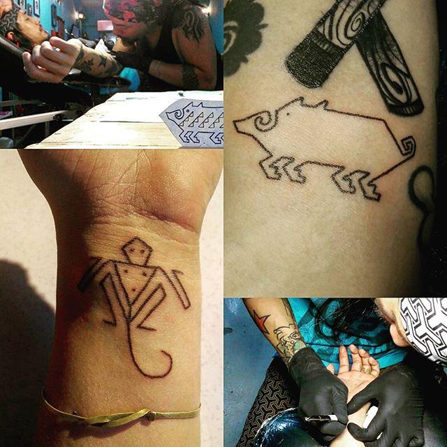 North Borneo tattoo revival