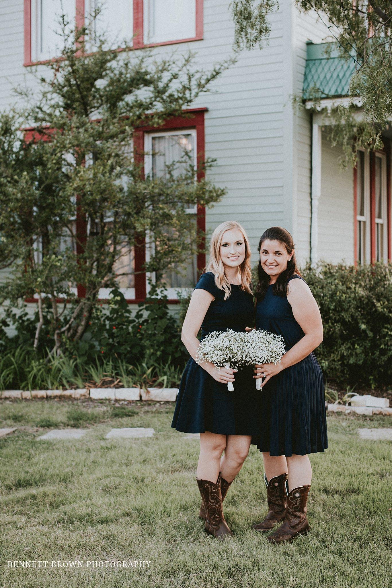 Bennnett Brown Photography Bridesmaids bouquet