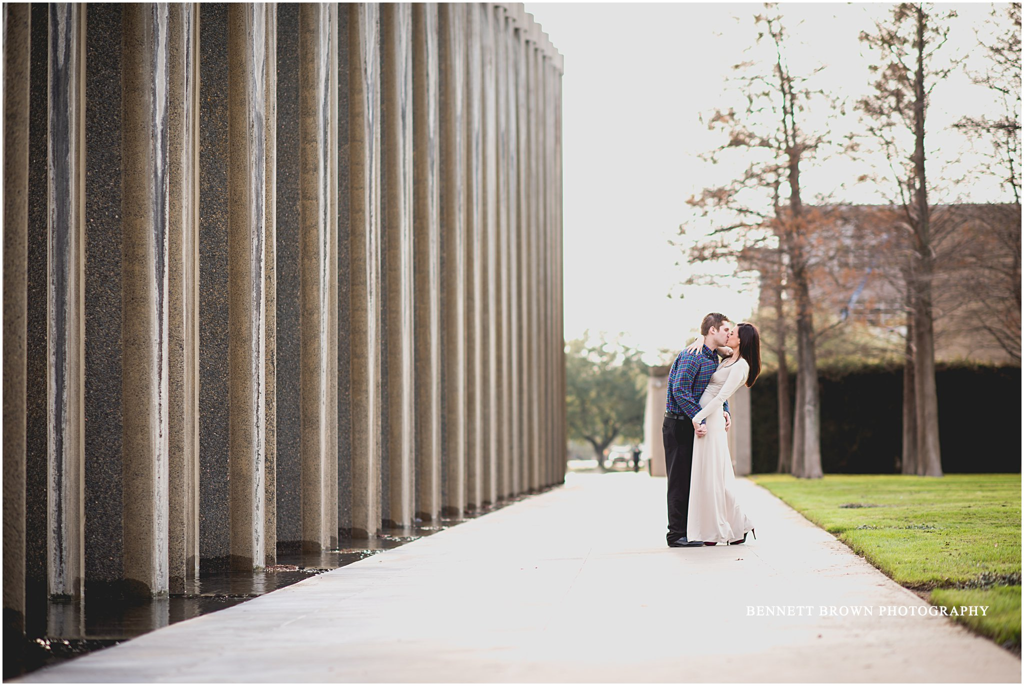 Houston Texas Bennett Brown Photography engagement session wedding photography bride groom