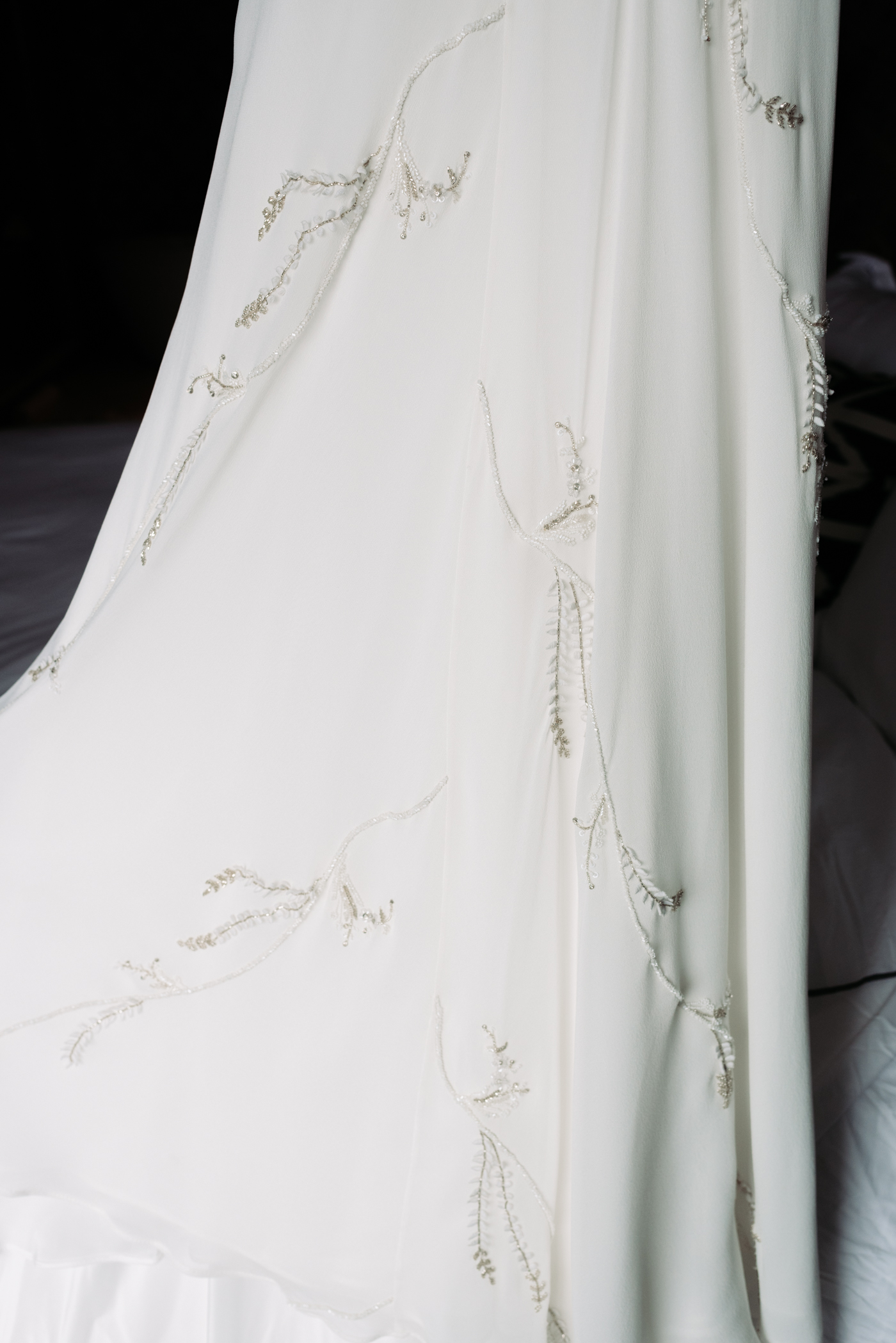 Wedding dress gown wedding details Houston Texas portrait bride