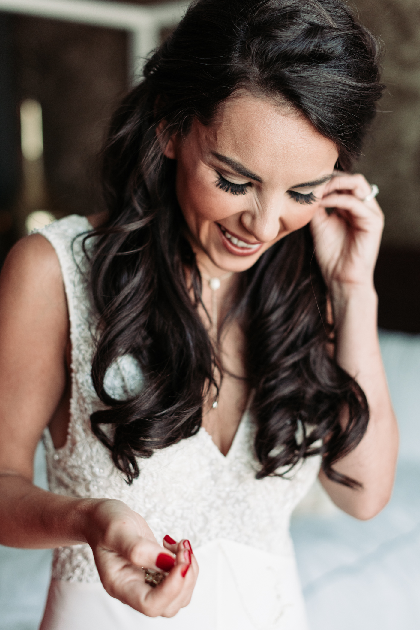 Portrait Bennett Brown photography wedding bridal gown bride