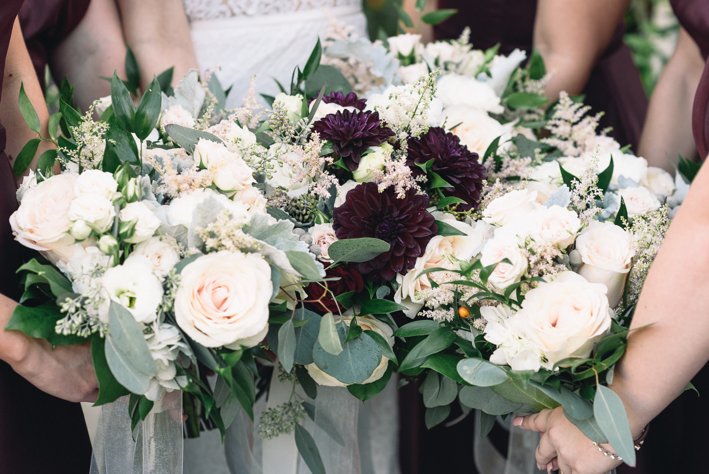 wedding flowers bouquets pink rose