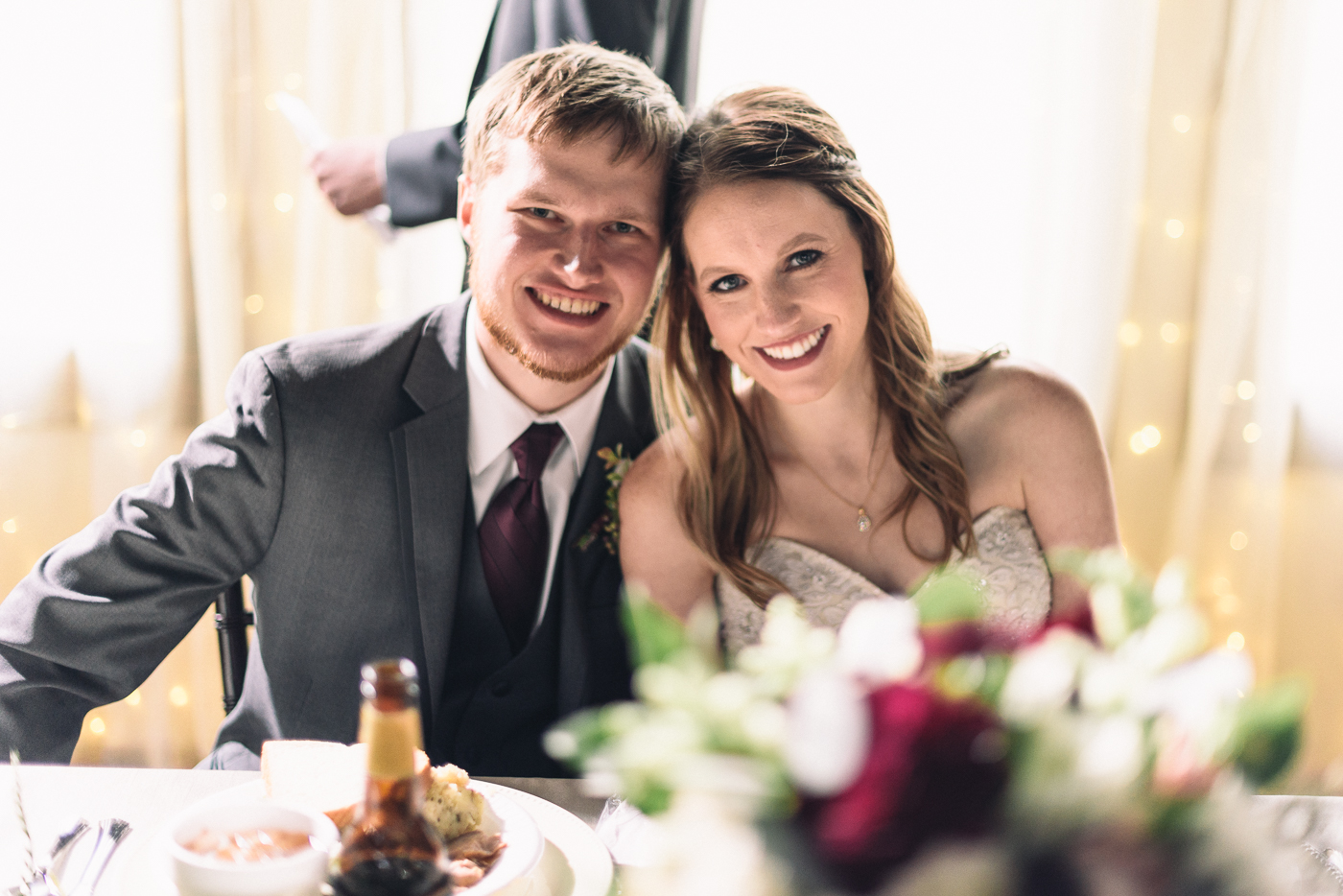 newlyweds happily ever after mr. and mrs. bride and groom husband and wife wedding reception