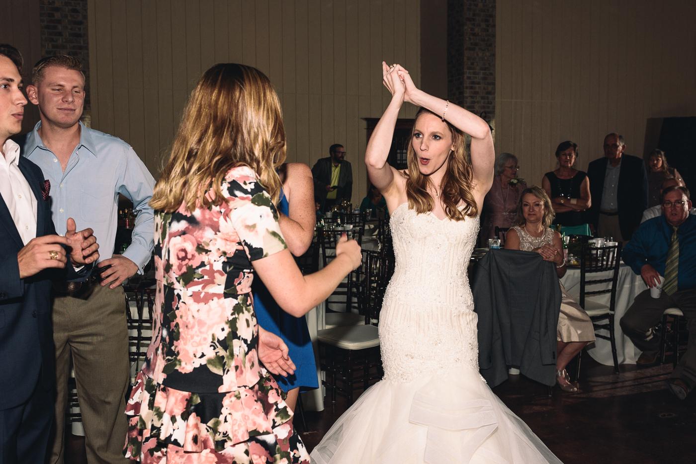 whoop aggie wedding bride wedding ceremony