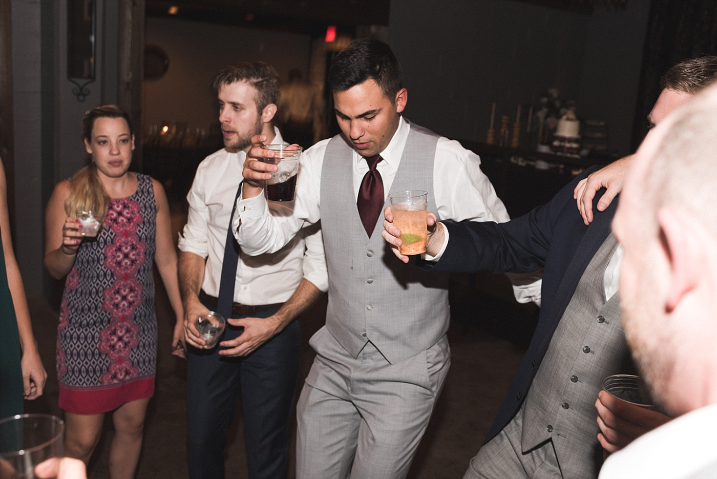 Wedding reception wedding dance photography bride groom