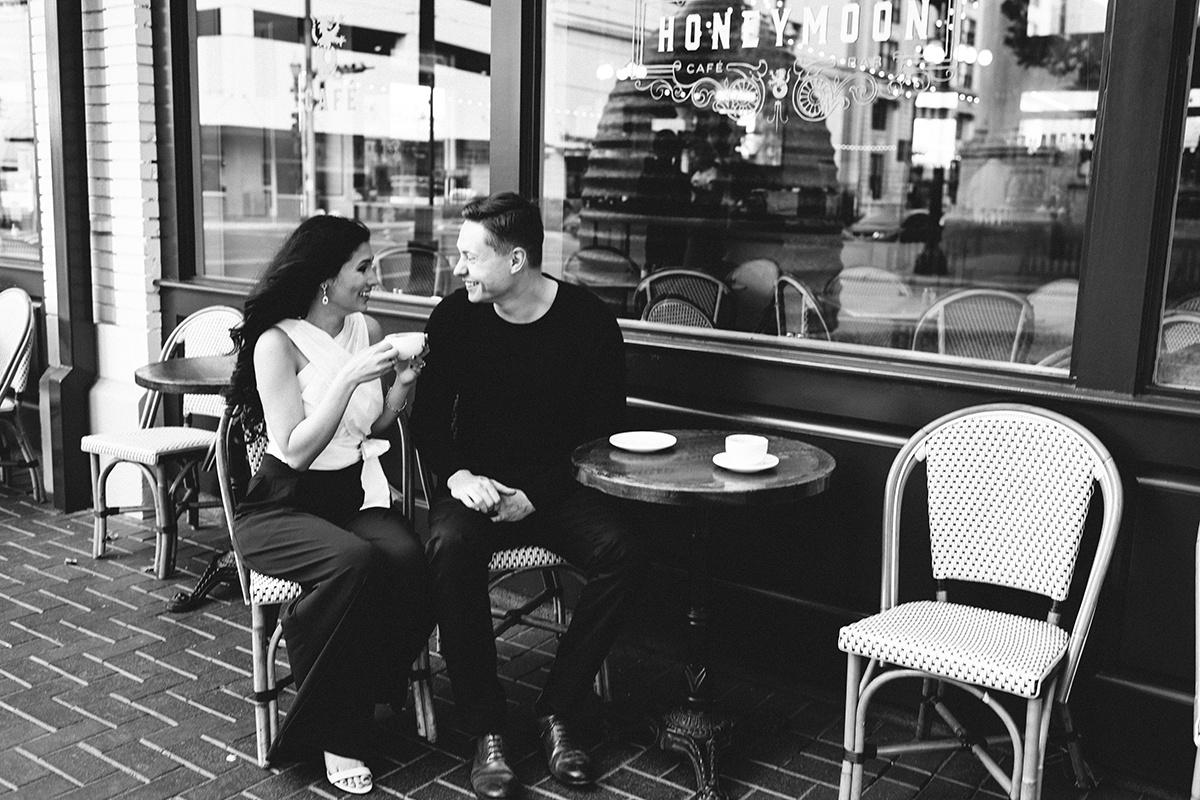 Bennett Brown Photography Houston Texas Engagement shoot