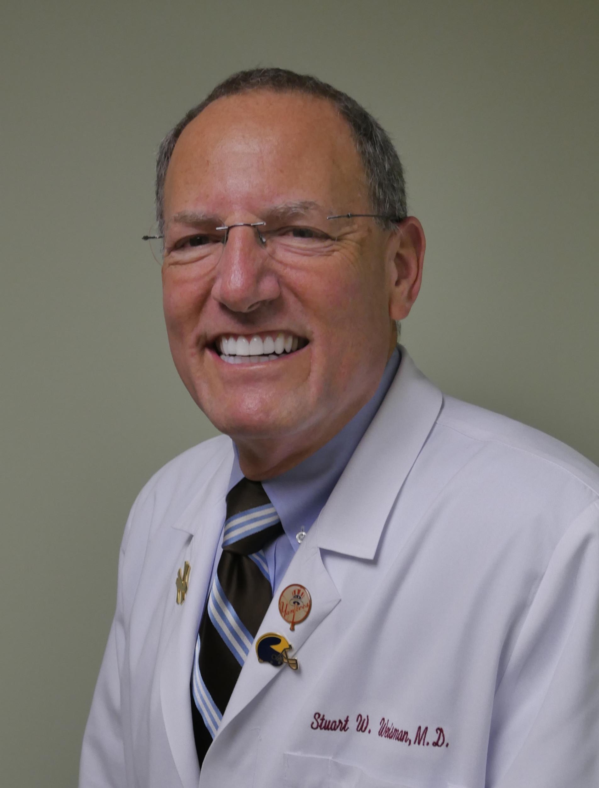 Stuart Weisman, MD