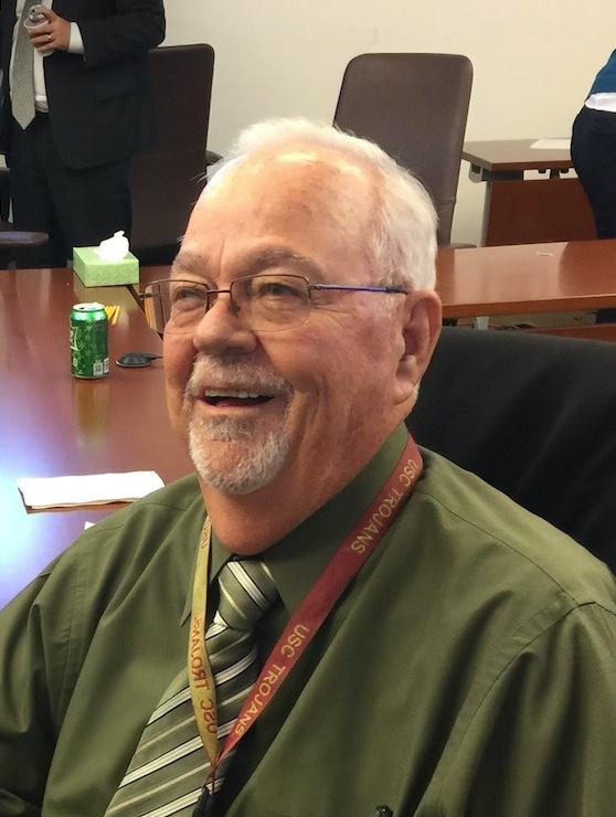 Board Member Richard Vladovic