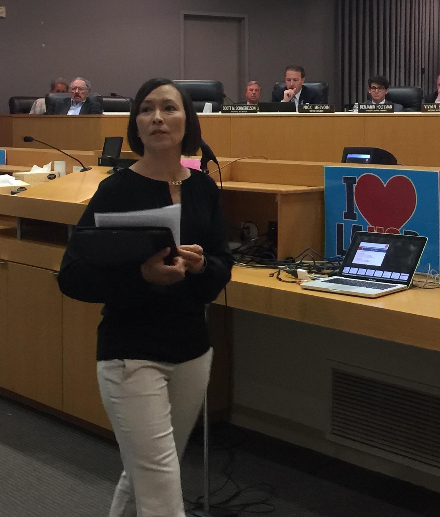 Jennifer Redekopp begs the new LAUSD superintendent to overhaul how LAUSD treats parents.