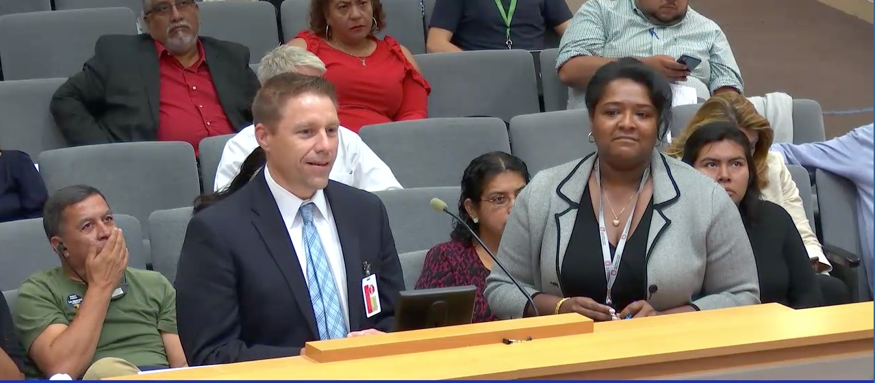 Deputy State Superintendent Nick Schweizer and LACOE CFO Candi Clark Issue Warnings About LAUSD's Budget