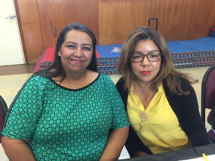 Las madres del GRUPO DE TRABAJO PRESENTAN HALLAZGOS EN BOYLE HEIGHTS