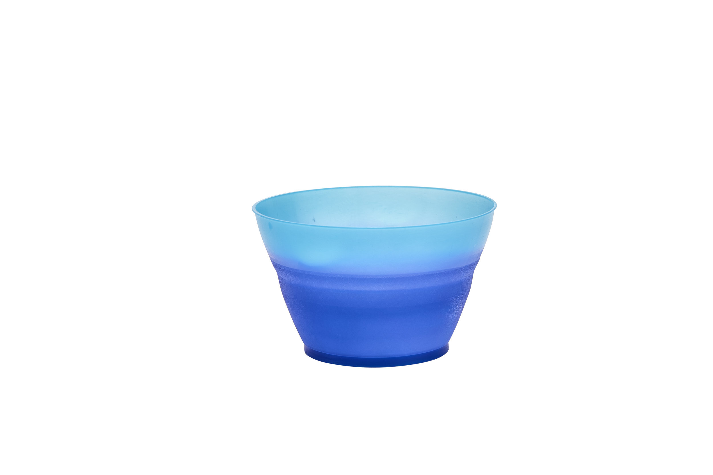 Color Changing Ice Cream Cup Blue to Purple