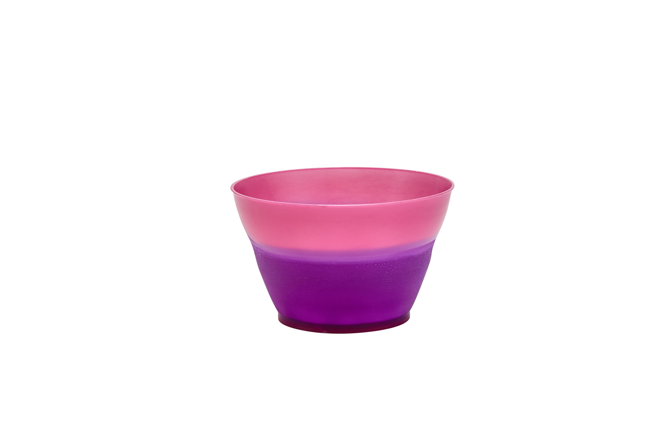 Color Changing Ice Cream Cup Pink to Purple