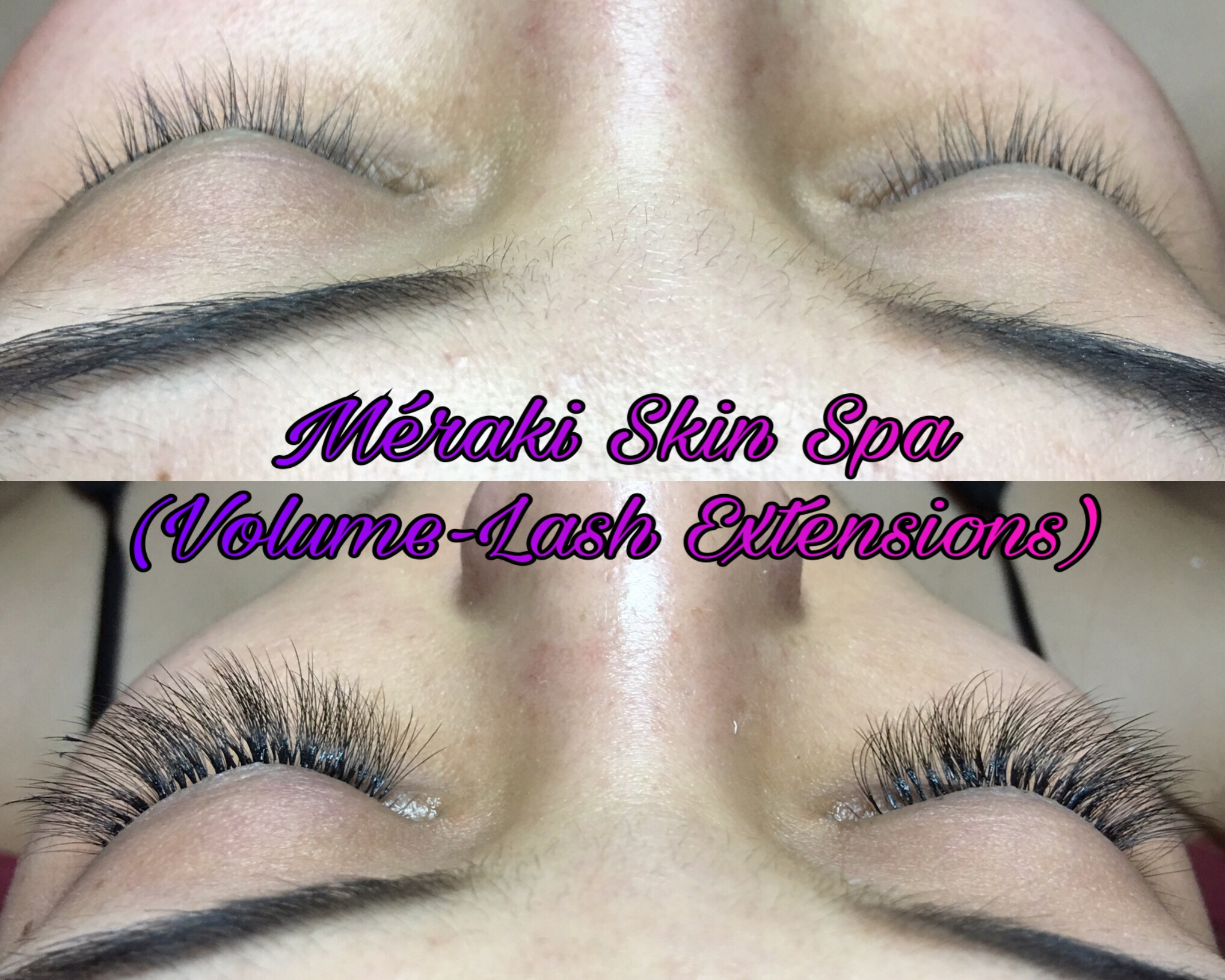 5D VOLUME volume eyelash extensions meridian idaho