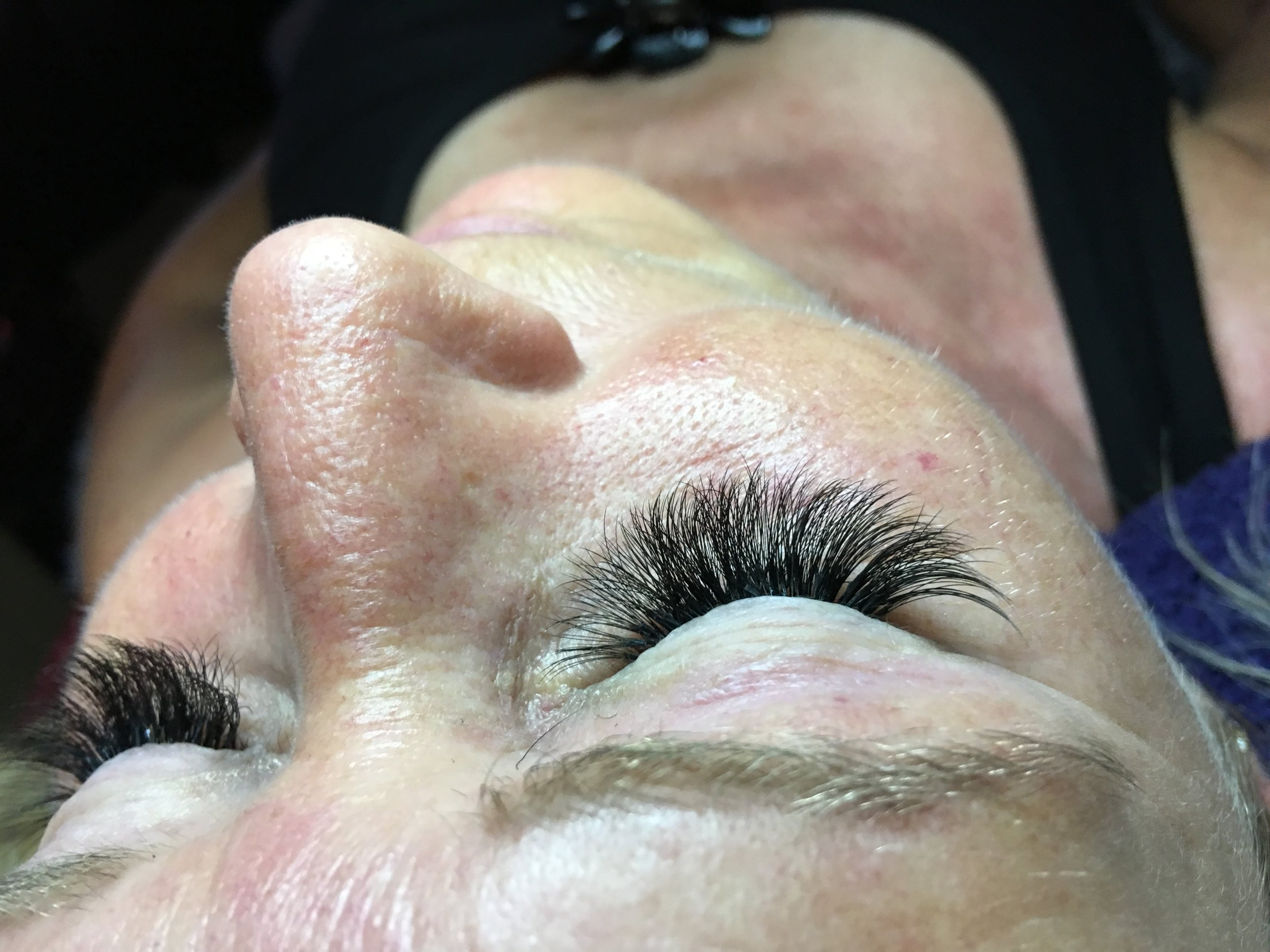 ALT TEXT volume eyelash extensions meridian Idaho