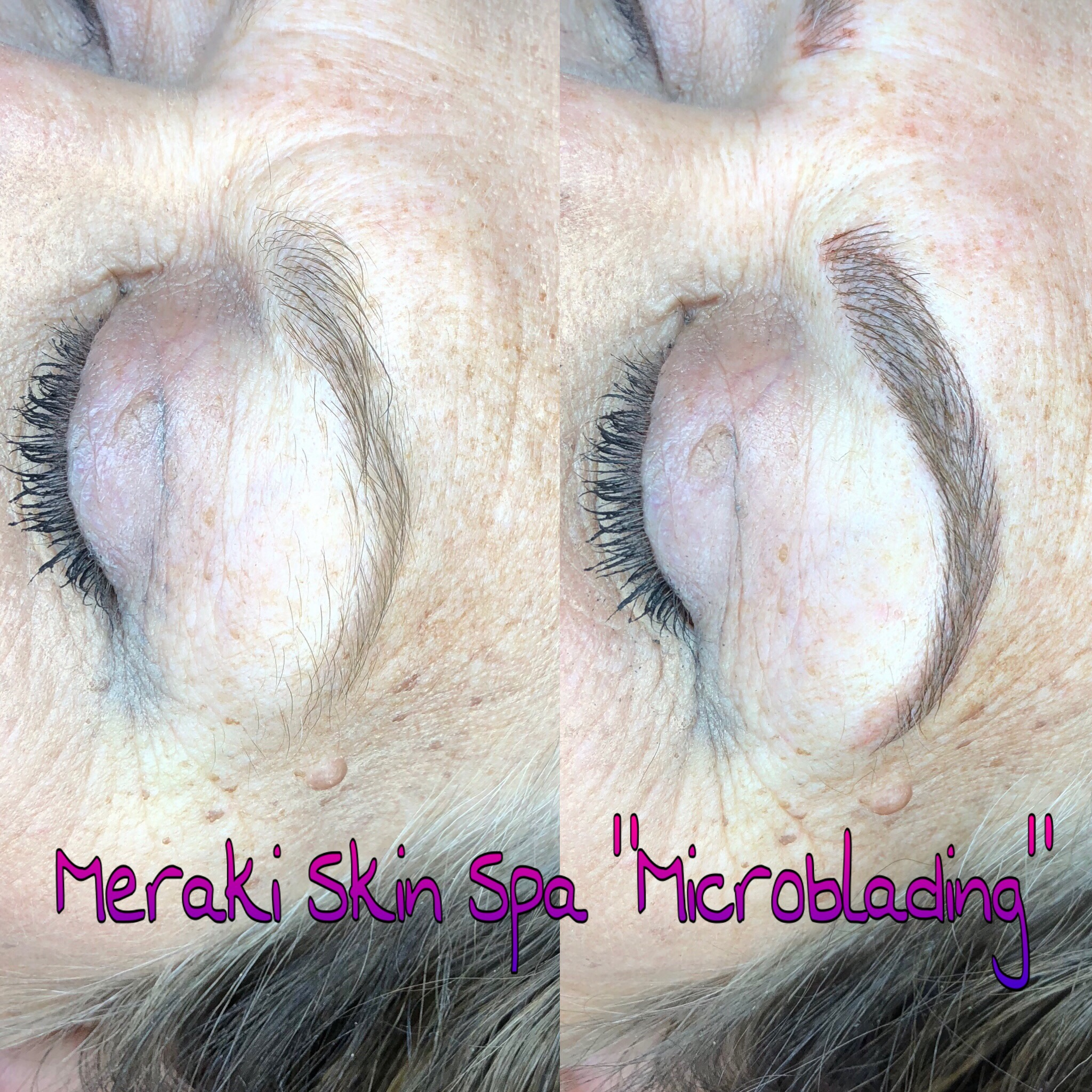 meridian Idaho - tattooed eyebrows - permanent cosmetics - microblading -alt text