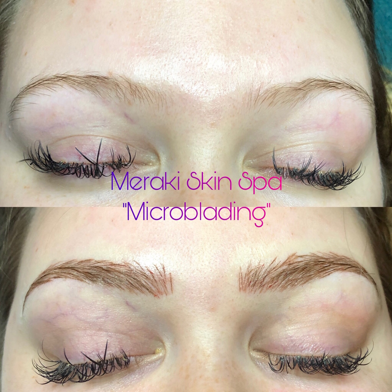 alt text permanent tattooed eyebrows microblading meridian idaho