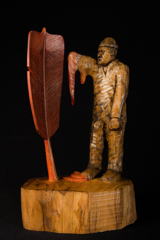 The Bronze Sculptor