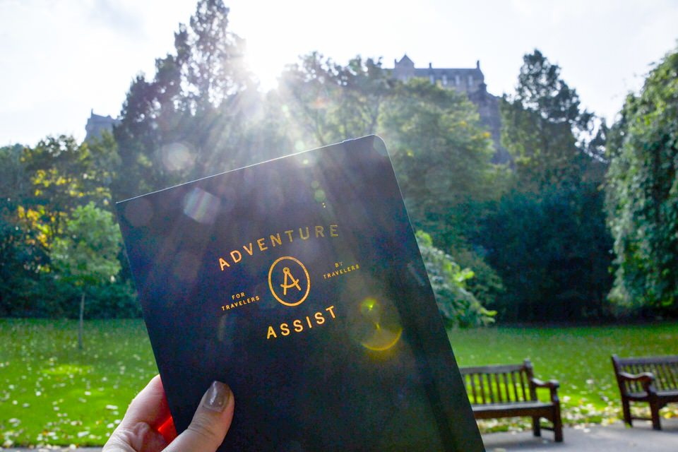 Adventure Assist at     Edinburgh Castle