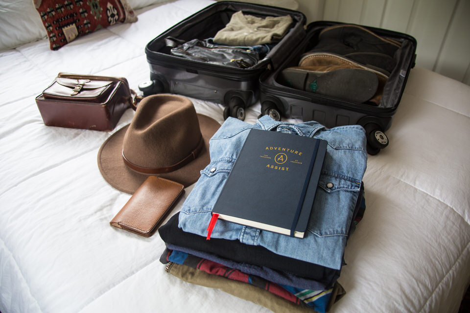 Pro Packing Tips -