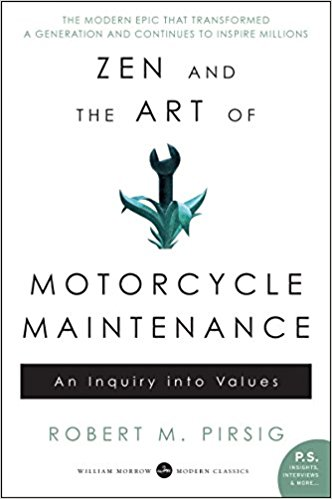 Zen and the Art of Motorocycle Maintenance - Robert Pirsig - Travel Book.jpg