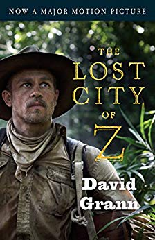 The Lost City of Z - David Grann - Travel Book.jpg