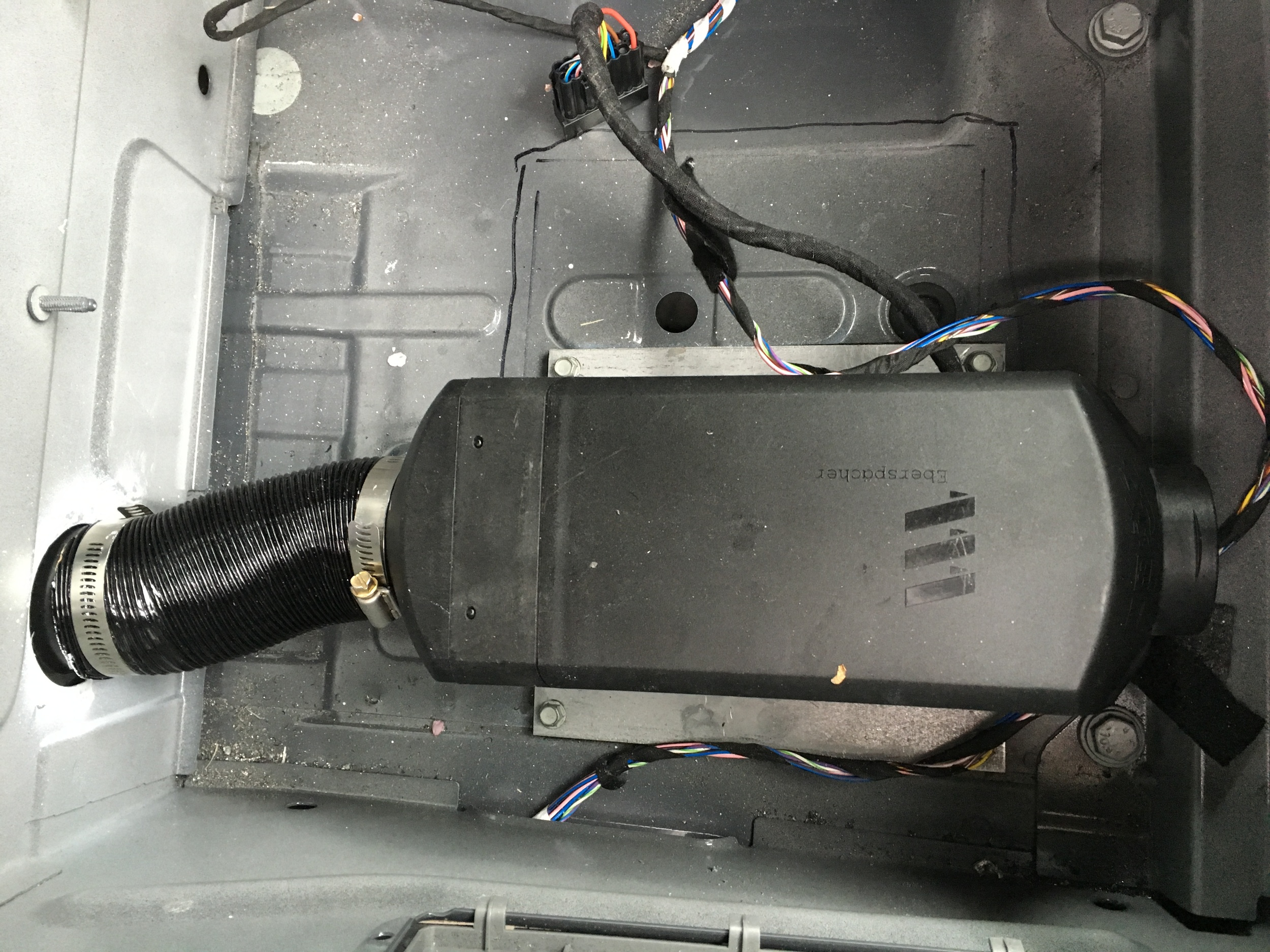 some tubing to connect it all