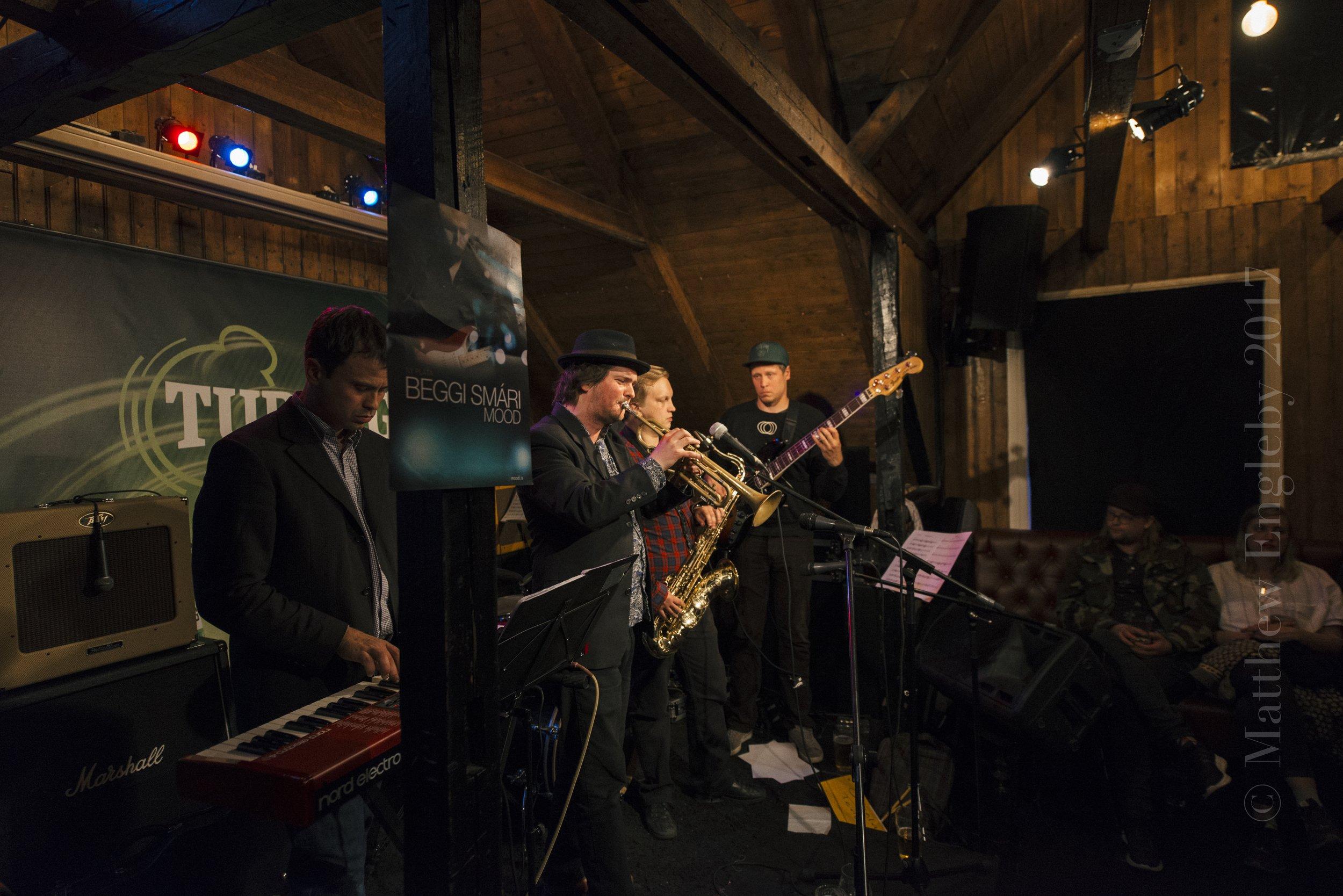 Jazz in Reykjavik