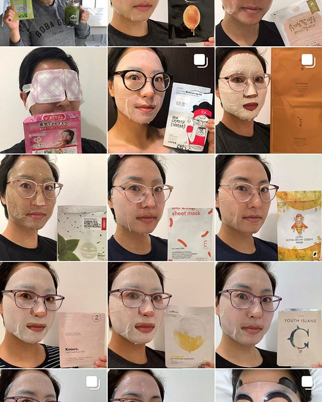 "The most asked question I get here is: ""what's your favorite mask?"" It's a hard question to answer because it depends on my own skin needs and also want to be mindful of your budget when I answer! So I finally compiled my favorite sheet masks on my blog maskaddict.com and here on Instagram saved as IG Story Highlights found in my profile. I've categorized mostly by budget: 📌$3 and under 📌$4-6 masks 📌Drugstore masks 📌Luxury masks 📌Eye & Travel masks Hope it's helpful for you & please let me know if you found any favorites of your own!"