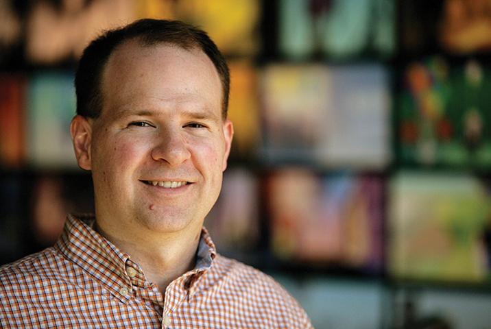 Author Mike Sundy