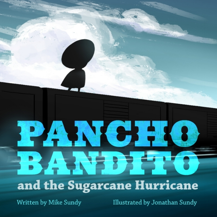 See Pancho battle bad guys on a speeding train!