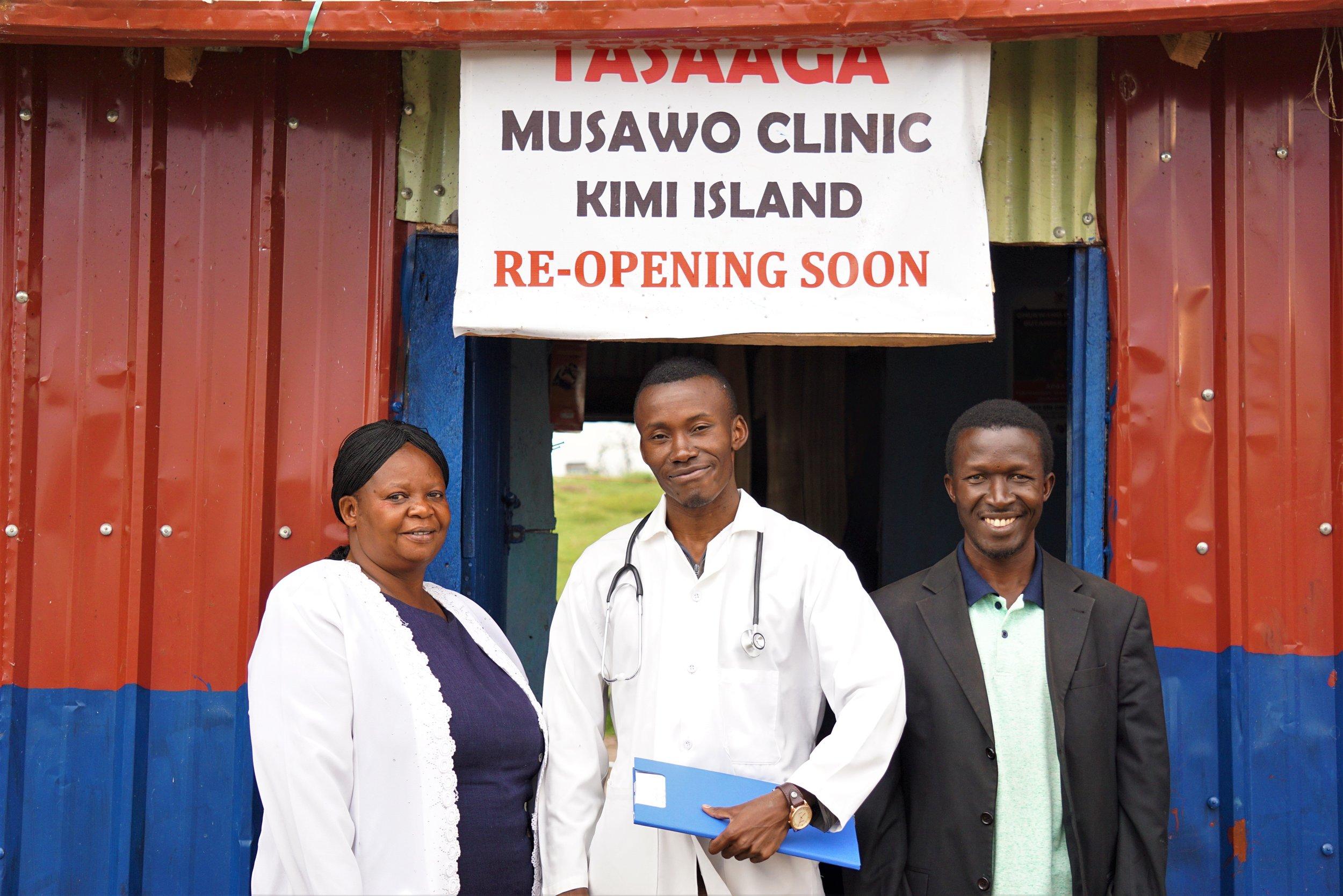 Musawo Clinic - Kimi Island