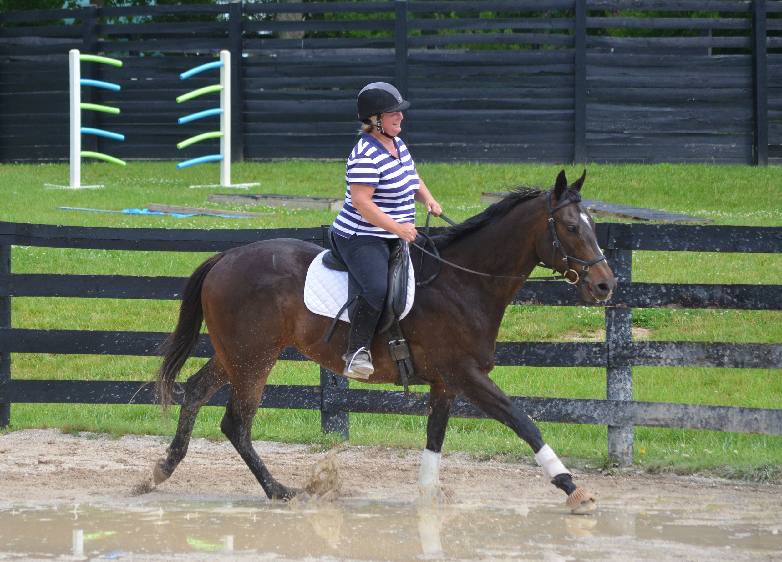 Dee'Anna Wright and Icefield