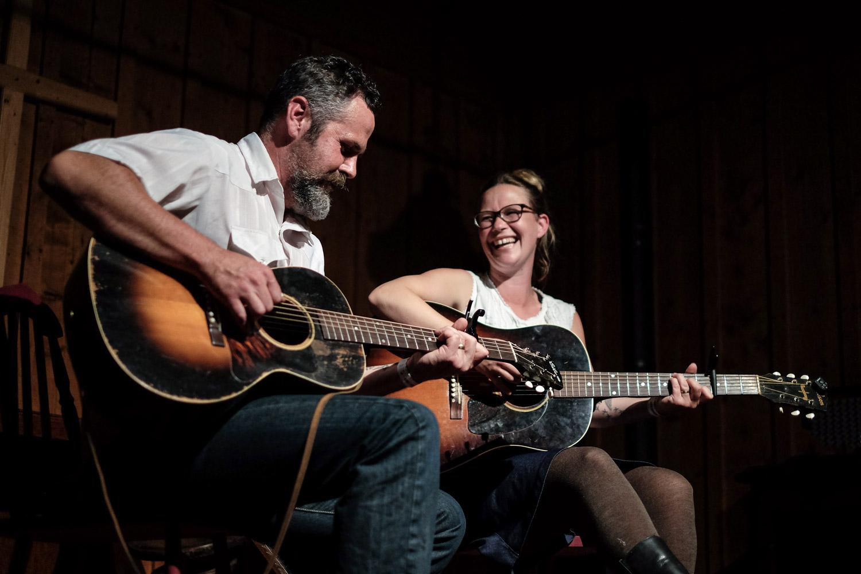 Pharis & Jason Romero at ArtsWells Festival