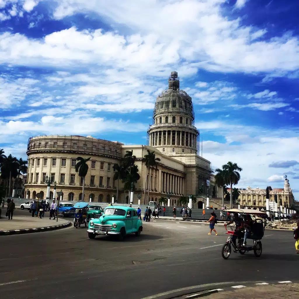 Capitulo de Cuba