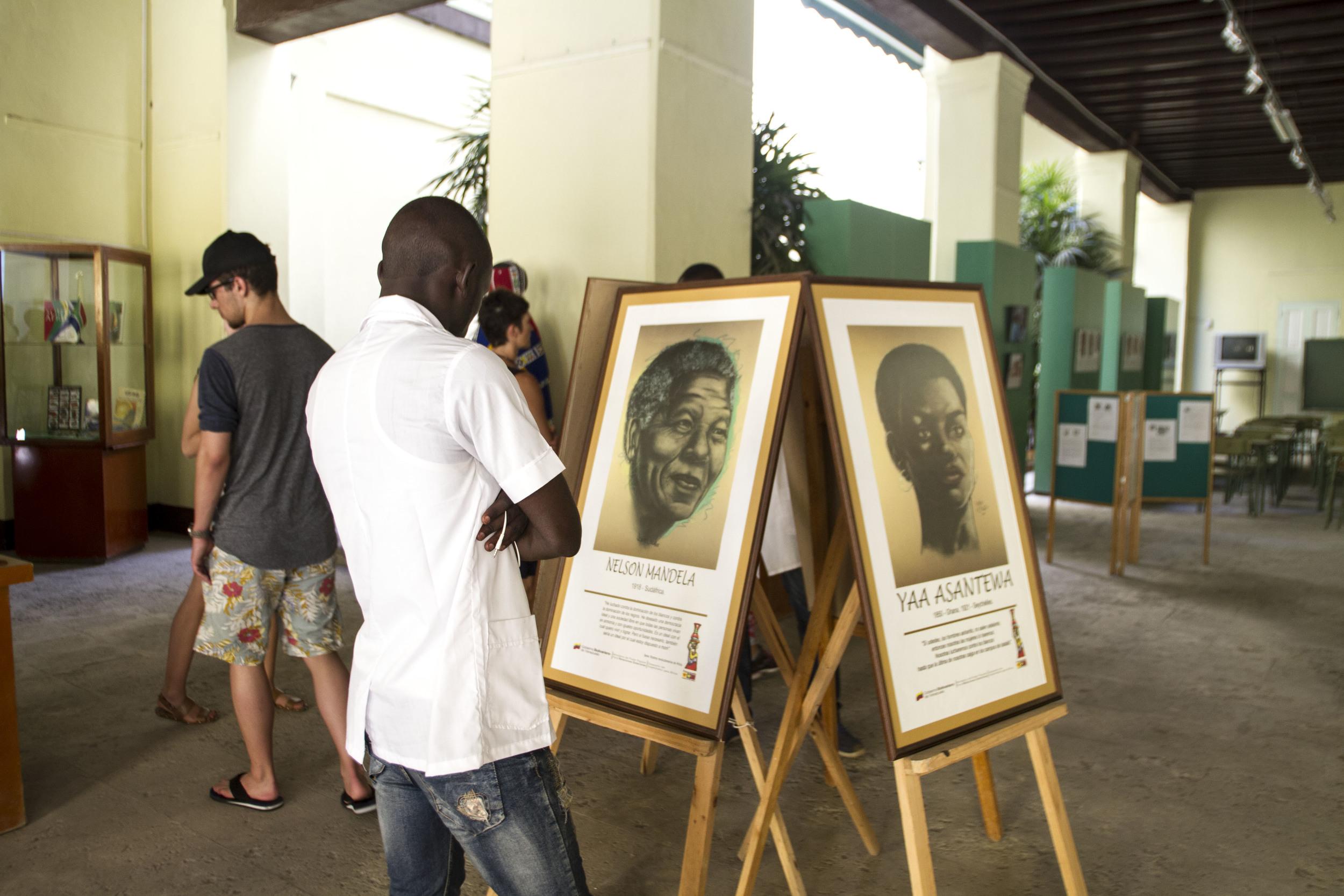 Casa de Africa Lobby