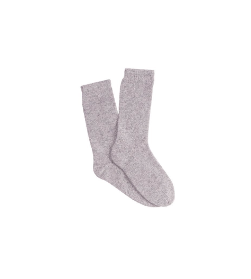 Cashmere Socks from Naadam